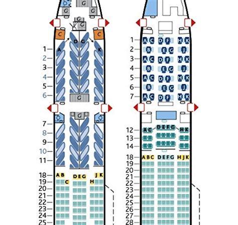air canada unveils new business premium economy seats