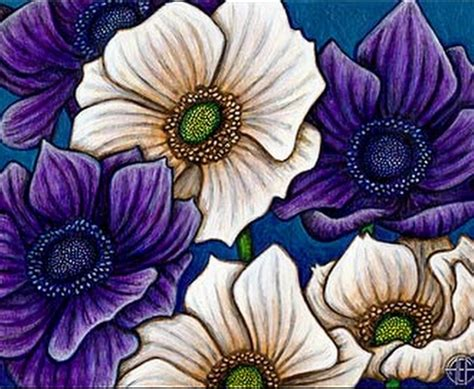 cuadros al oleo de flores modernos cuadros modernos pinturas y dibujos modernas flores al 243 leo