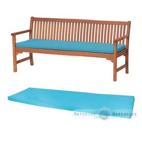 swing out bench seat outdoor waterproof 4 seater bench swing seat cushion