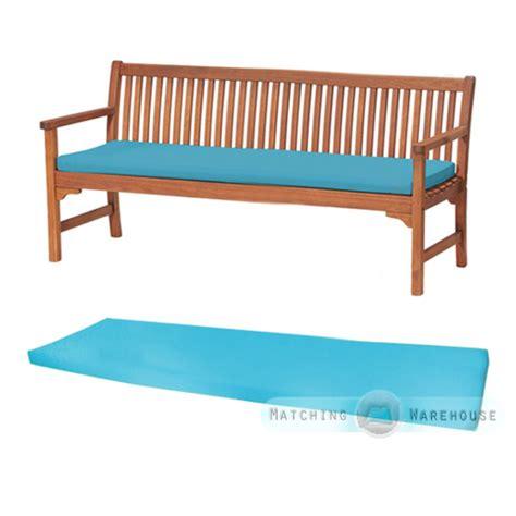 garden swing bench cushions outdoor waterproof 4 seater bench swing seat cushion