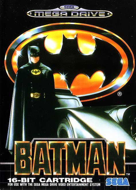 sega genesis problems review batman the sega mega drive