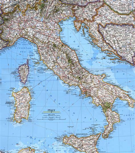 italy political map italy political map italy mappery