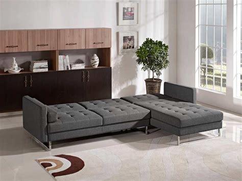 gray sectional sleeper sofa grey fabric sectional sofa sleeper ds copus fabric