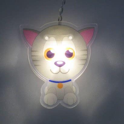 childrens string lights children s kitten string lights