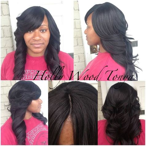 lace closure hair style full sew in sew in hairstyles pinterest lace closure
