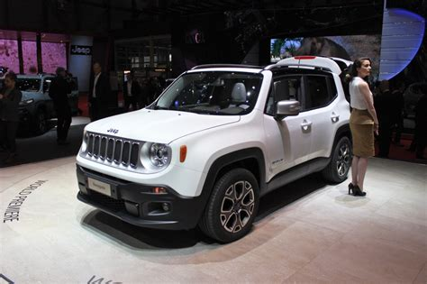 2015 Jeep Renegade Forum New 2015 Jeep Renegade Small Suv Comes Out To Play With