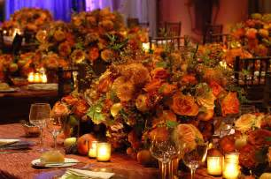 centerpieces for fall wedding receptions falling for these fall centerpieces b lovely events