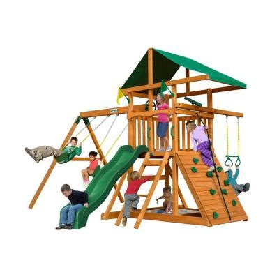 swing set instructions gorilla playsets outing iii cedar playset 01 0001 the