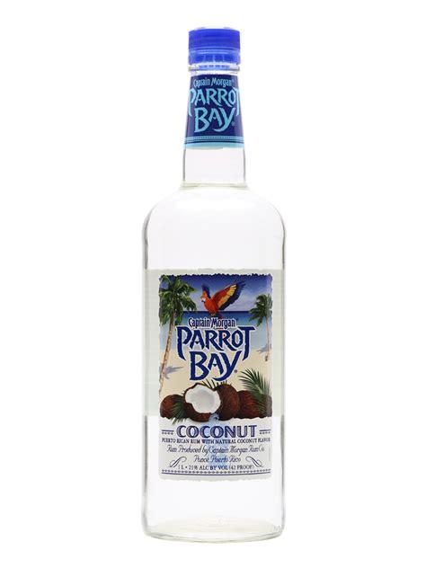 captain parrot bay coconut rum price captain parrot bay caribbean coconut rum liqueur