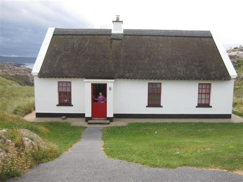Thatched Cottage Donegal by Kincasslagh Photos Featured Images Of Kincasslagh