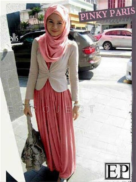 Gamis Remaja Dan Blazer Pusat Busana Muslim Juni 2014