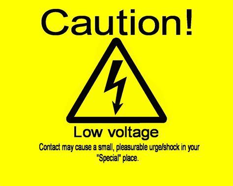 volt low voltage low voltage