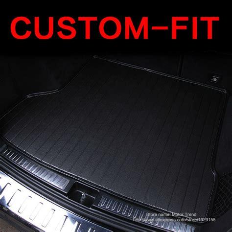 aliexpress buy custom fit car trunk mat for land