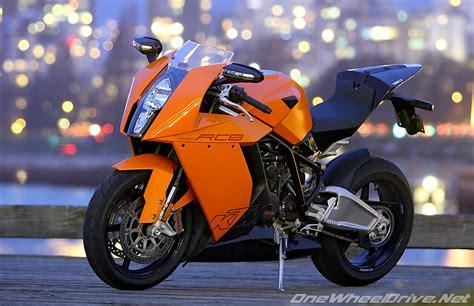 Ktm Carbon 2009 Ktm 1190 Rc8 Carbon Moto Zombdrive