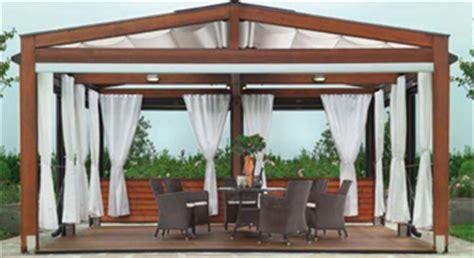 tende per gazebo in legno tende per gazebo in legno esterni design