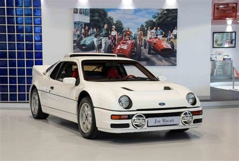 Focus Rs 200 by Just Looking Ford Rs200