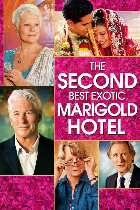 the best marigold hotel the second best marigold hotel 2015 posters