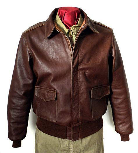 Jaket Mach Original 2 wear leather coat company a2 fliegerjacken