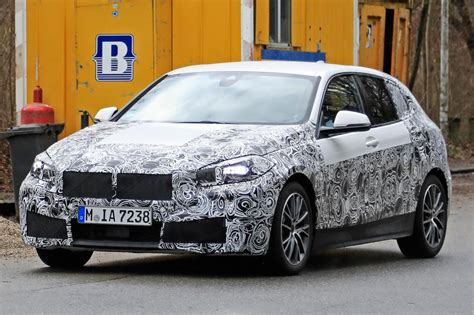 New 2019 Bmw 1 Series by New 2019 Bmw 1 Series Performance Figures And Spyshots