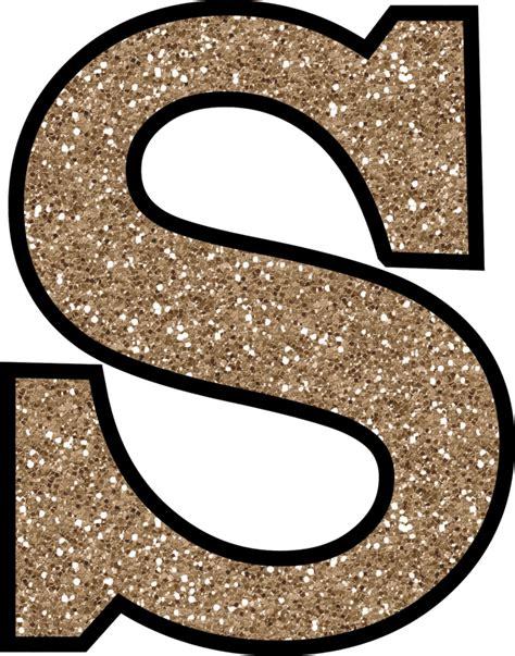 lettere glitter the letter s in glitter www imgkid the image kid
