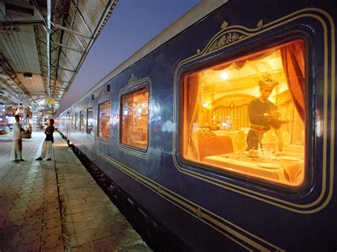 luxury trains of india top 10 most luxury trains in india by indian railways