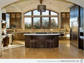 home plans with large kitchens 15 big kitchen design ideas fox home design