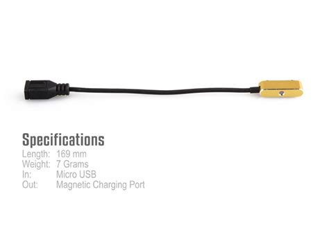 Dock Charger Sony Xperia Z Z Lte Kode Bn8794 magnetic charging cable to micro usb adapter