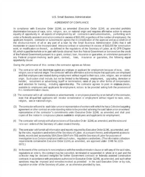 business rental agreement template 9 business lease agreement sle free sle exle