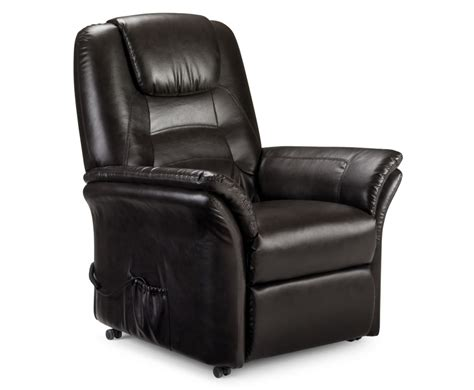 rise and recliner chair riva rise recliner faux leather chair