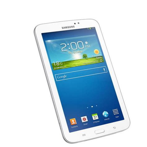 Second Samsung Tab 3 7 Inch samsung galaxy tab 3 wifi 7 inch tablet 8 gb white computing thehut