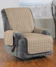 sheepskin recliner cover protect your favorite chair from spills and other messes