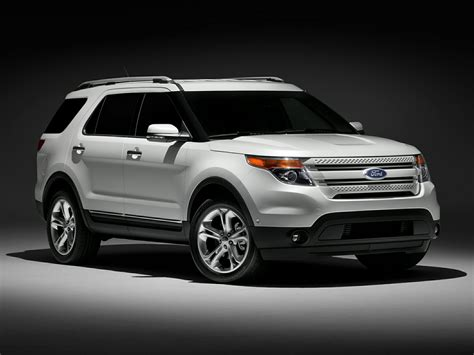 cars ford explorer 2015 ford explorer price photos reviews features