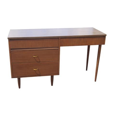 mid century desk vintage mid century modern desk price reduced ebay
