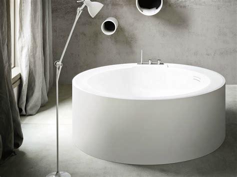 vasca da bagno rotonda vasca da bagno centro stanza rotonda in korakril