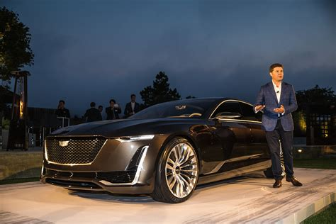 cadillac its best new luxury cars at 2016 los angeles auto show