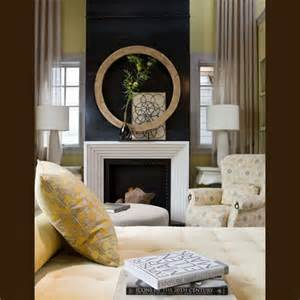 designing home what to hang a fireplace