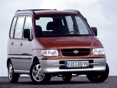 daihatsu move technical specifications and fuel economy