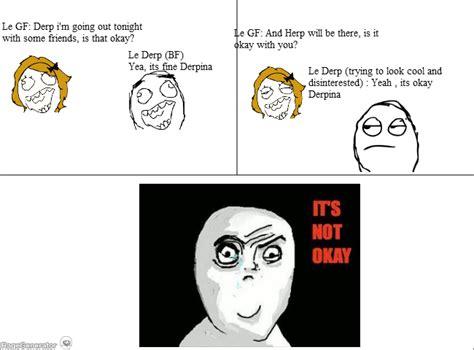 Le Derp Meme - funny valentine 39 s day grumpy cat memes