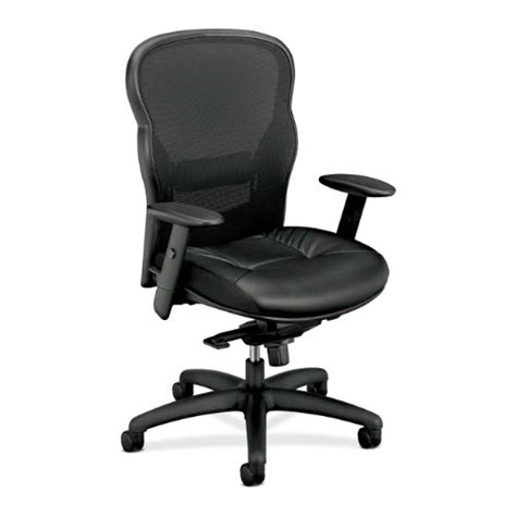 Hon Vl700 Series High Back Chair With Adjustable Height Hon Adjustable Height Desk