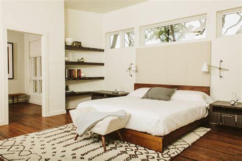 1960s bedroom 1960 s malibu inspired new construction modern bedroom