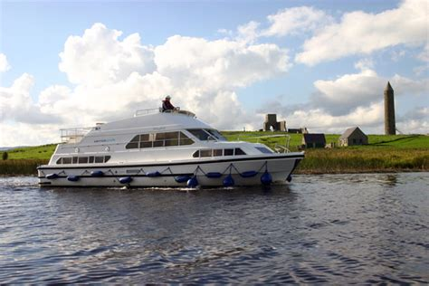 fishing boat hire belturbet boat hire cruising travel guide ireland kesh on the