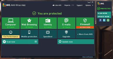 A Free Avg Antivirus Free V18 1 Free Freewarefiles Security Privacy Category