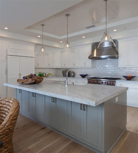 cape and island kitchens cape cod california house with blue and white