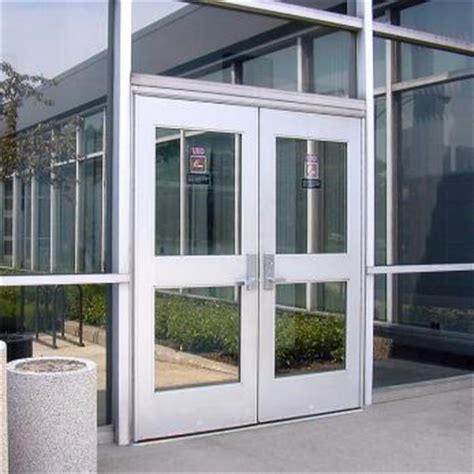 Commercial Exterior Door Preferred Building Products Gt Commercial Products