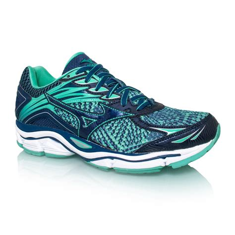 mizuno athletic shoes mizuno wave enigma 6 womens running shoes blue green