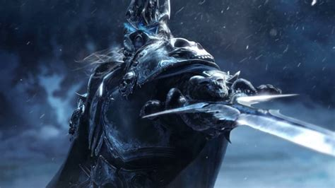 wallpaper engine world of warcraft world of warcraft lich king animated wallpaper