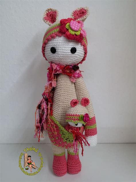 Amigurumi Lalylala the kangaroo made by k crochet pattern by lalylala lalylala amigurumi gallery