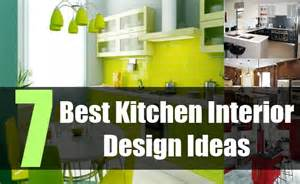 Tips For Kitchen Design 7 Best Kitchen Interior Design Ideas Kitchen Decoration