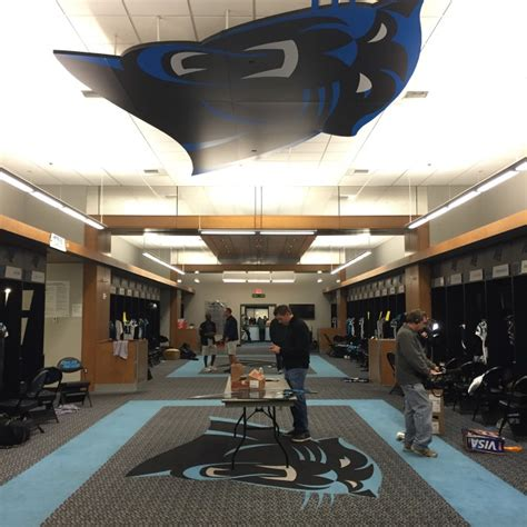 panthers locker room what the panthers to say about it all from the locker room agenda