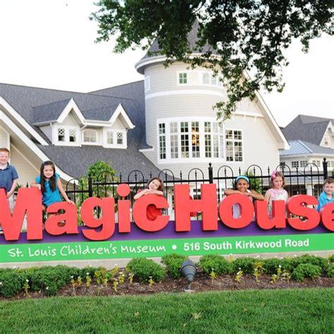 st louis magic house yuggler the magic house st louis children s museum